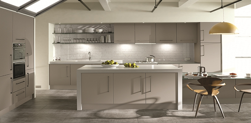 Laminates Or Acrylic The Better Kitchen Cabinet Finish